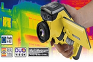thermal imaging moisture testing 1