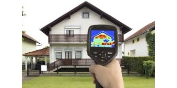 Thermal Imaging Moisture Testing