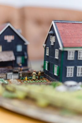 model houses showing an buying an older home