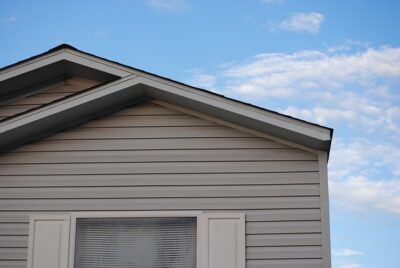 you should get a pre purchase inspection even for a new home like this grey weatherboard property
